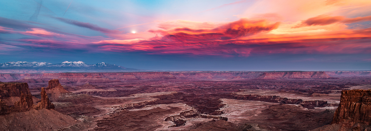 Canyonlands Sunset by Collin Riley
