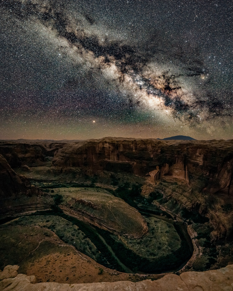 Night on the River by Collin Riley
