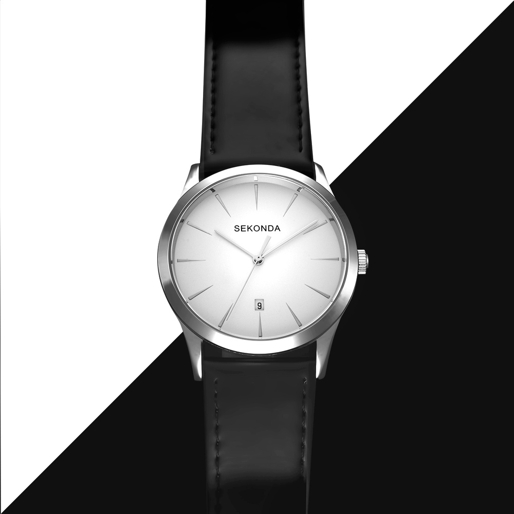 Inexpensive watch by Paul Williams