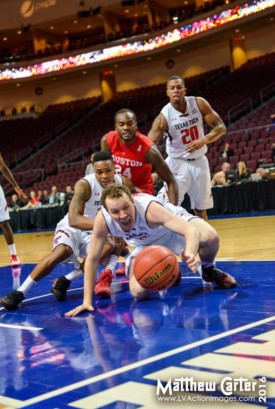NCAA Tourney Basketball by Matthew Carter