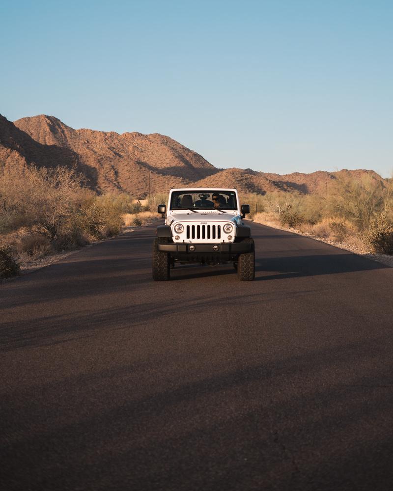 Jeep Weekend by Chris L