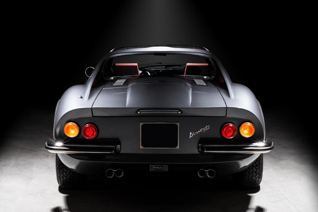 Ferrari Dino GTS - 3 by Thom Spierenburg