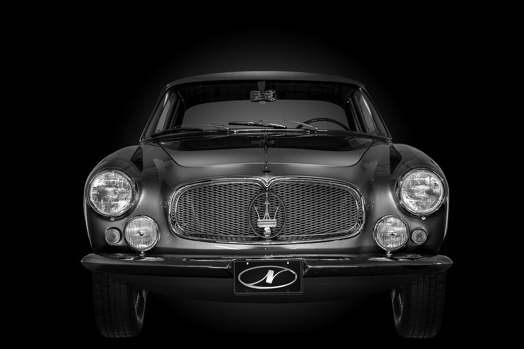 Maserati Allemano by Thom Spierenburg