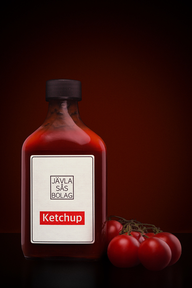 Ketchup by Filip Smeds