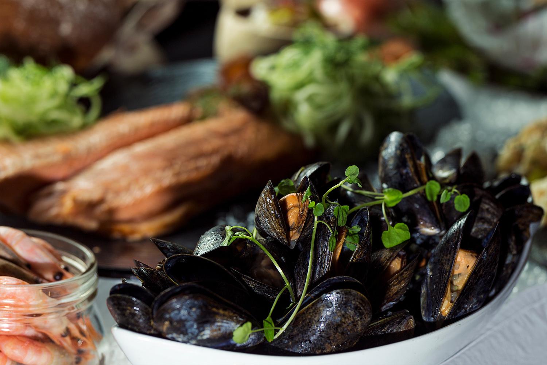 Seafood by Filip Smeds