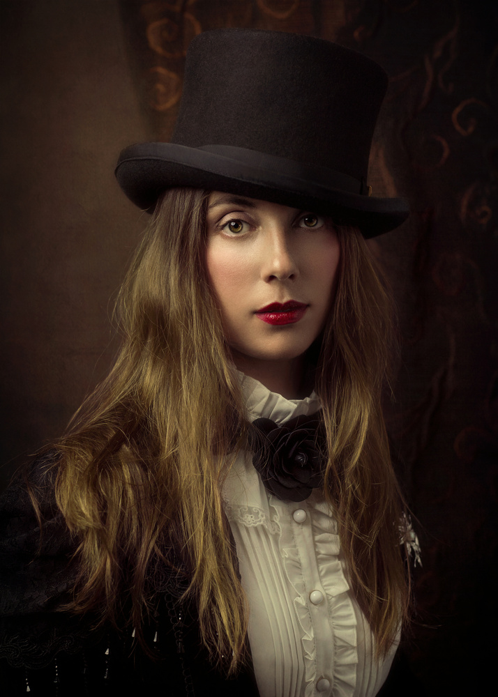 The Gentleman by Giulia Valente