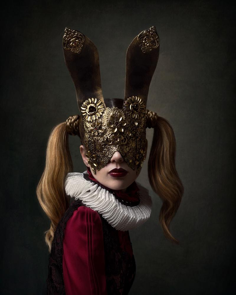 The White Rabbit by Giulia Valente