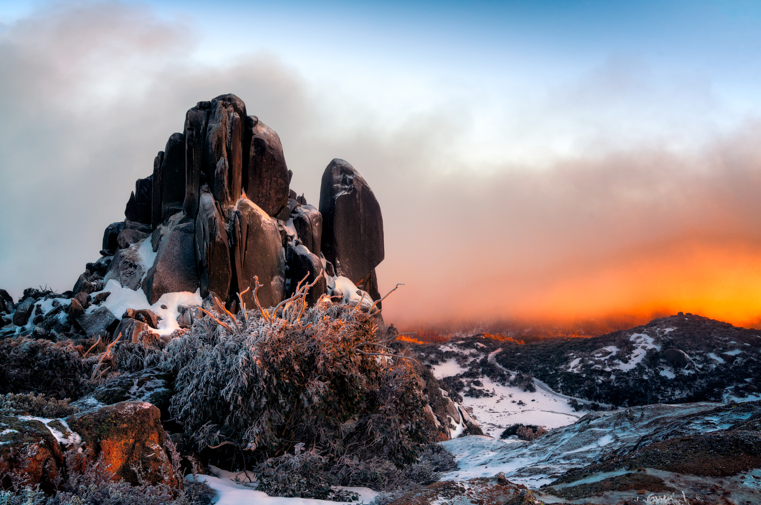 Ice and Fire by Andrew Furlan