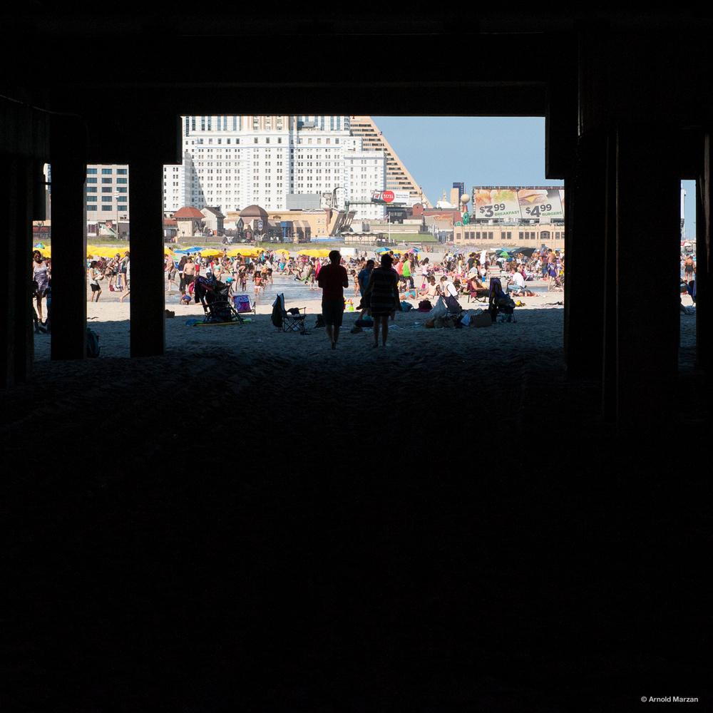Atlantic City by Arnold Marzan