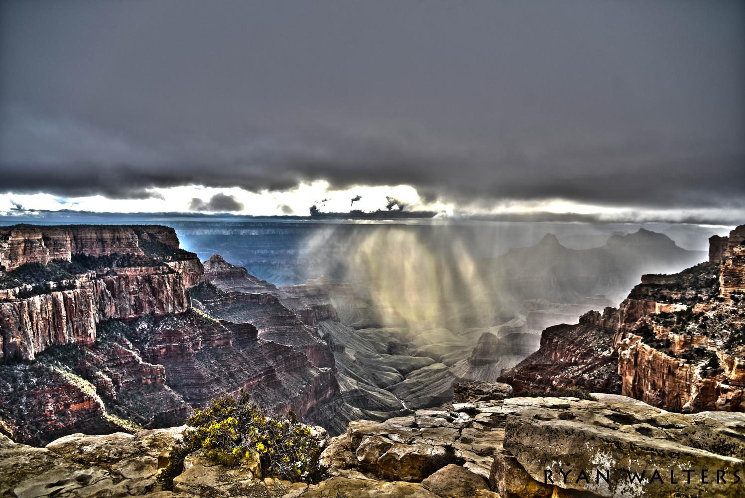 Battle Ship Horizon - Grand Canyon by Ryan Walters