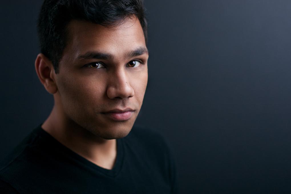 Ibrahim Headshot by Chris Porto