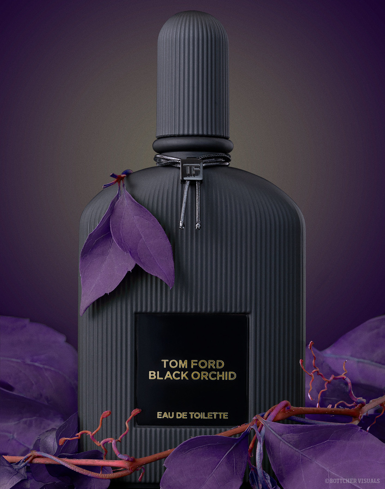Tom Ford Black Orchid Perfume by Steven Bottcher