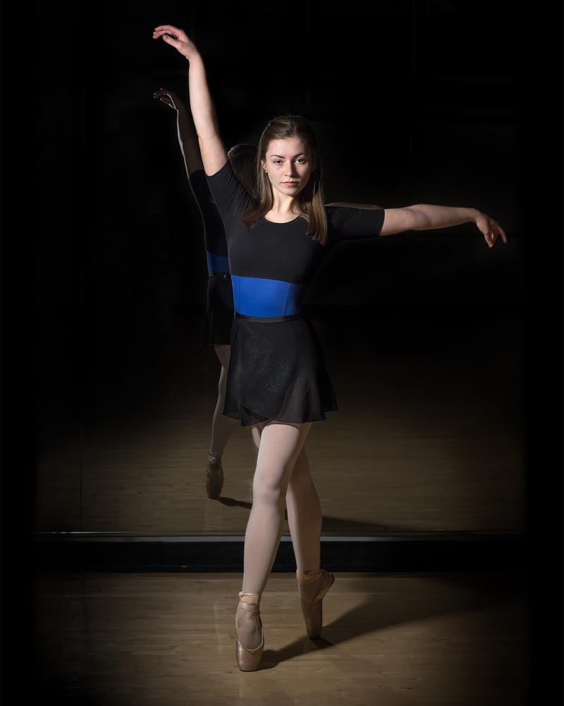 Dancer by Garrett Blanchard