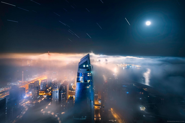 Sleepless Dream by Ahmad Alnaji