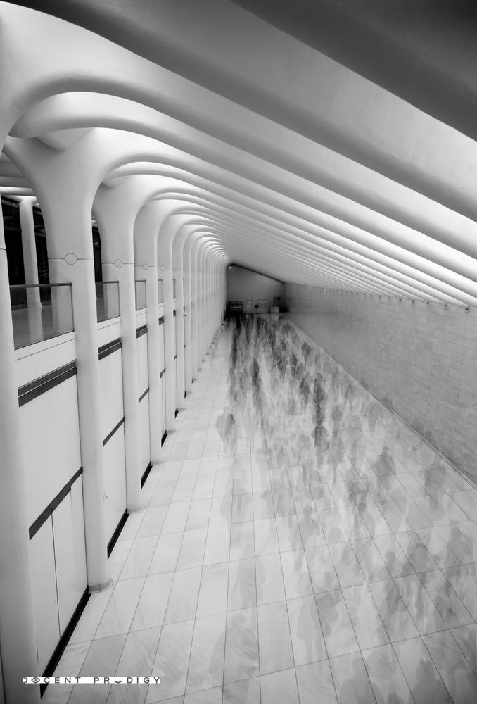 Oculus Ghosts by Jason Bennett