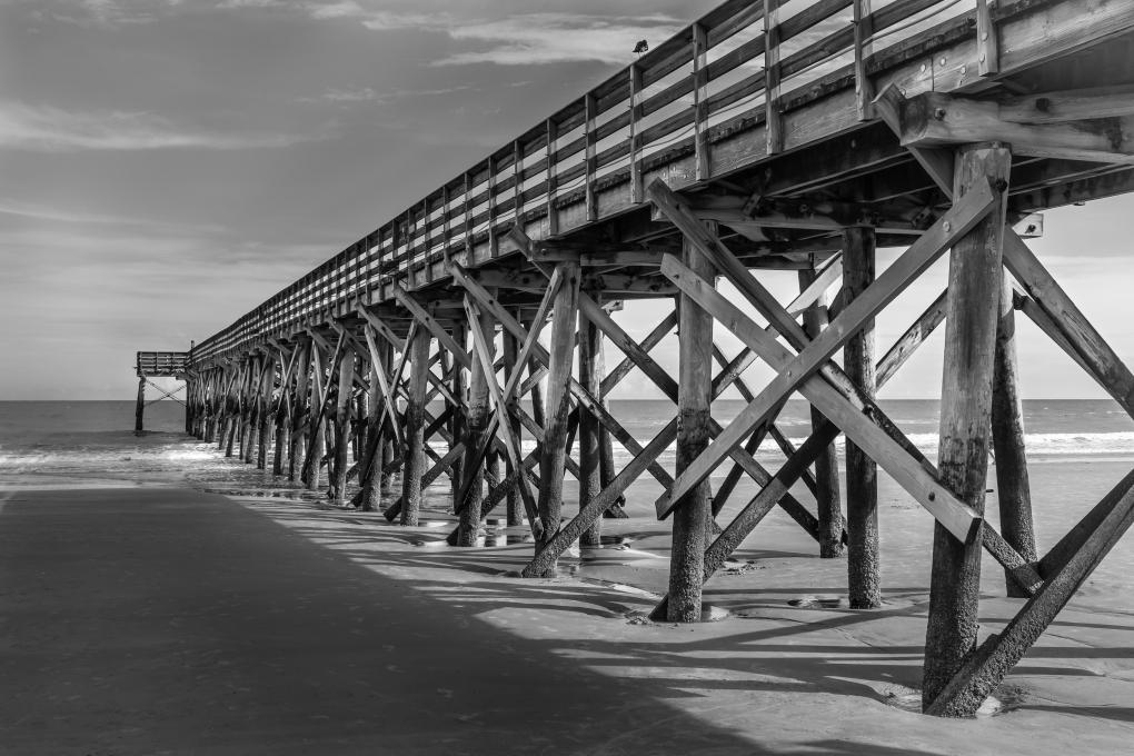 IOP Pier by Jason Bennett