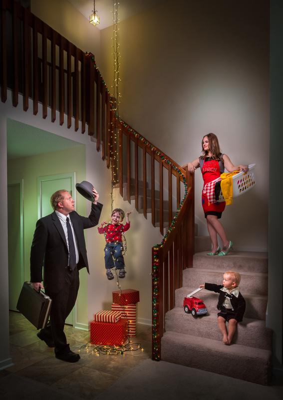 Freed Family Christmas by Jason Bennett