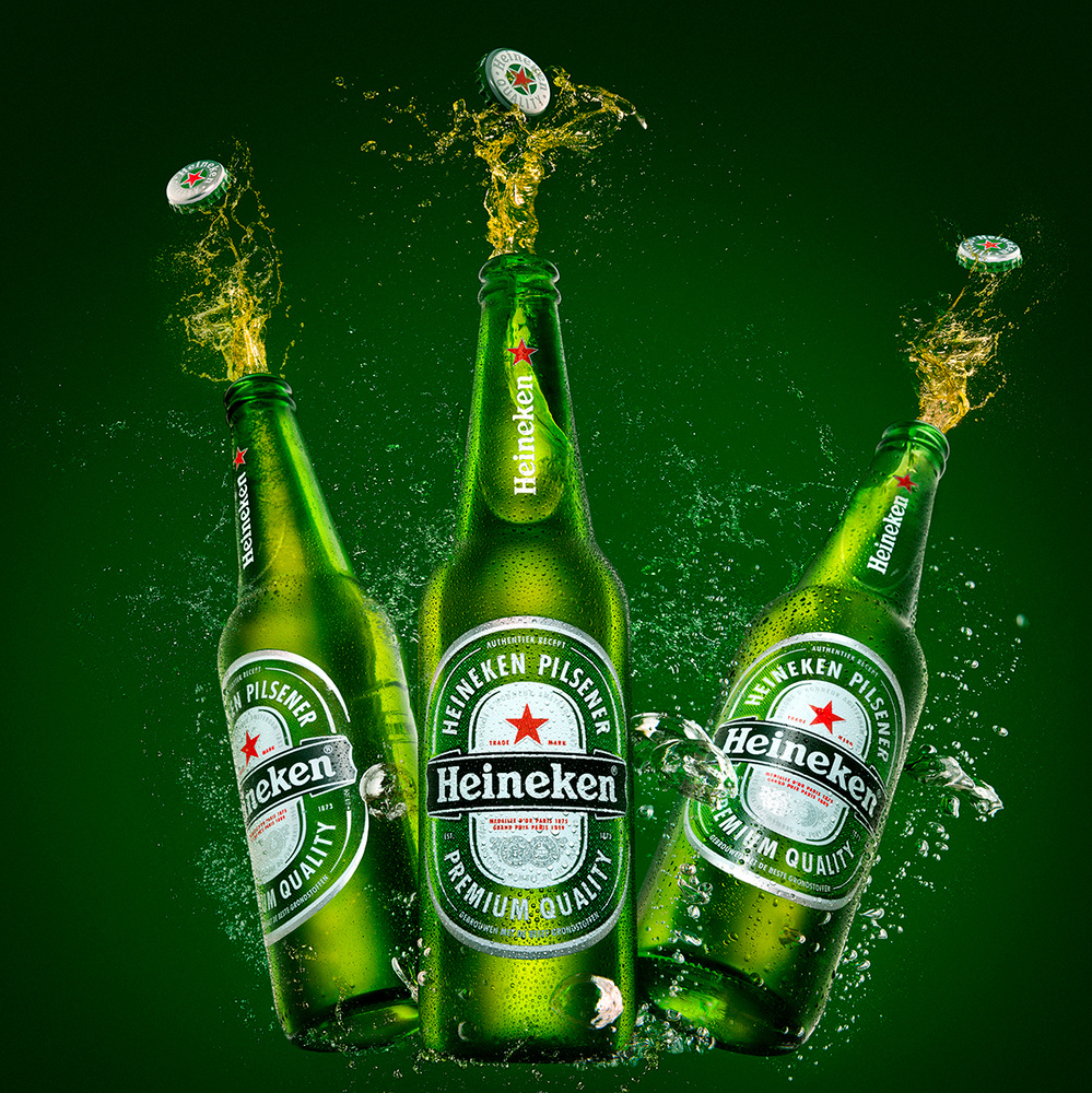 Heineken by Ivo de Kok