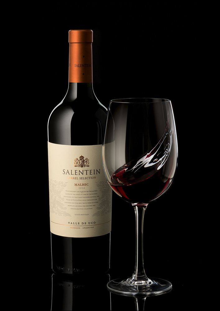 Salentein Wine by Ivo de Kok