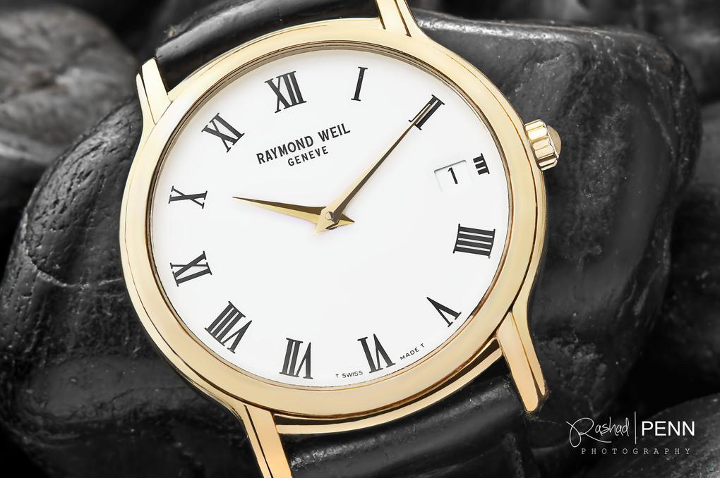 Raymond Weil Watch by rashad penn