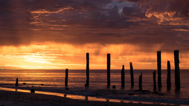 Port Willunga, South Australia by Darren Eldridge