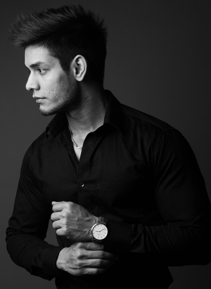 Black and White by Shekhar Mann