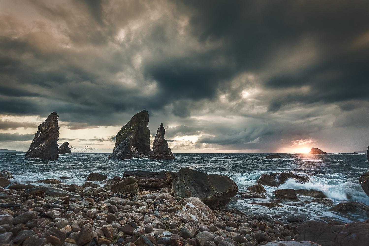 The Sea Arch by Seamus O'Hara
