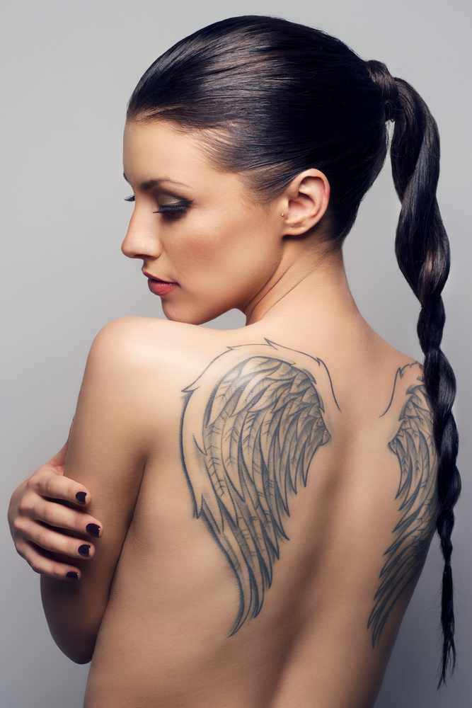 Angel Wings by Jesse Rinka