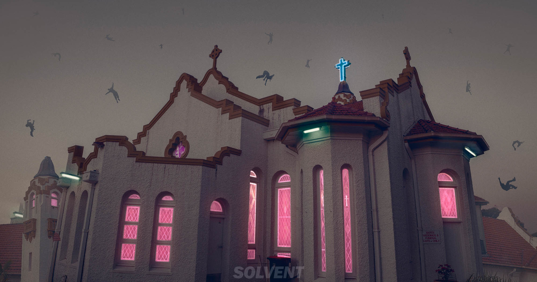 Church by Johnny English