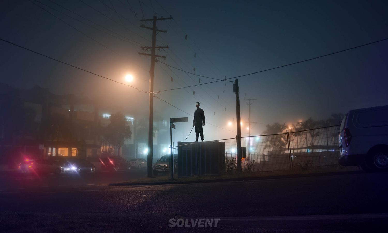 Vigilante  by Johnny English