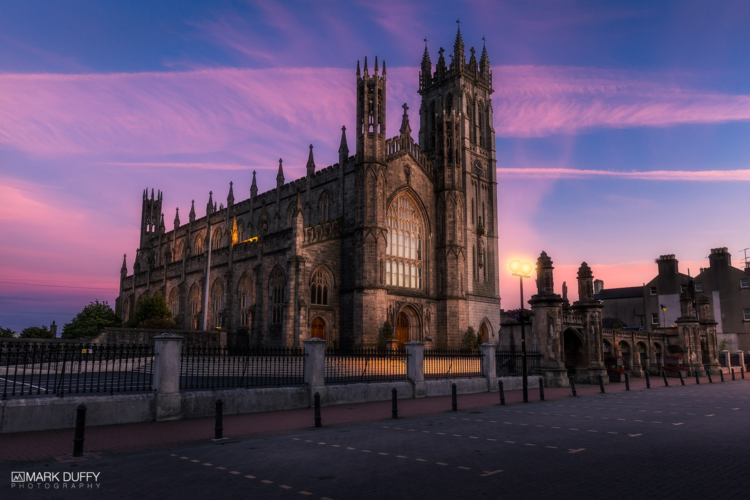 St. Patrick's Cathedral by Mark Duffy