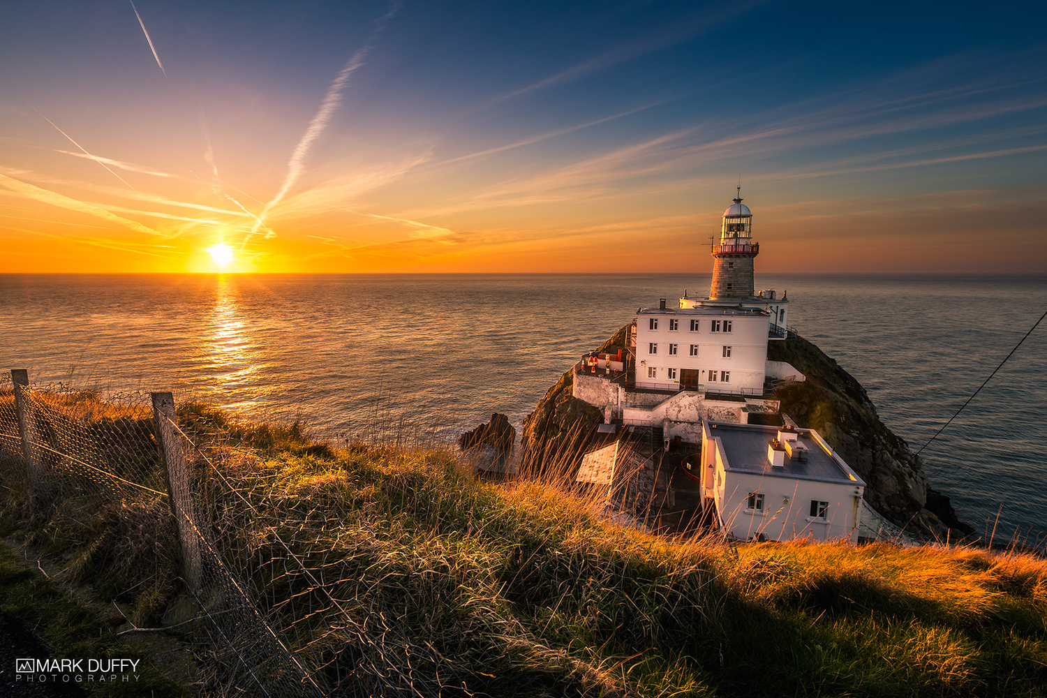Baily Lighthouse by Mark Duffy