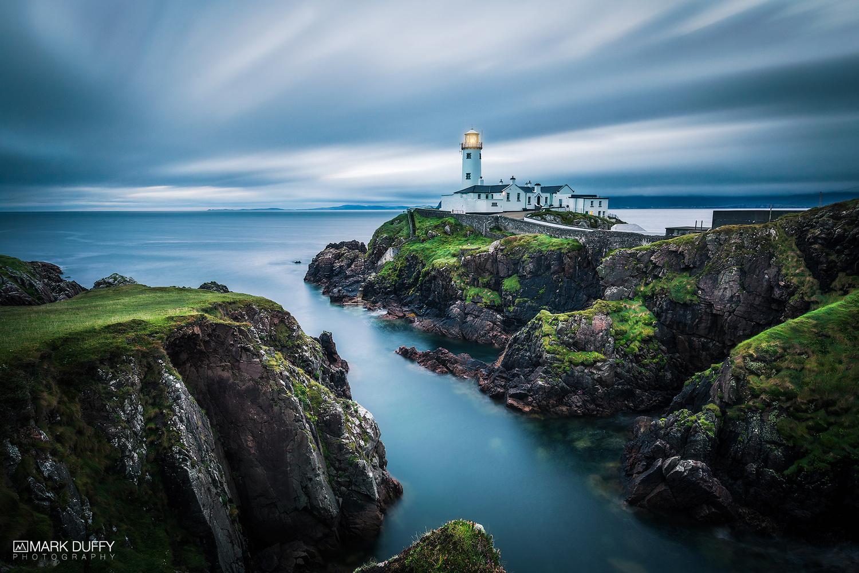 Fanad Head Lighthouse by Mark Duffy