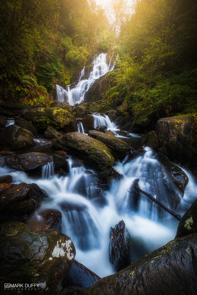 Torc Waterfall by Mark Duffy