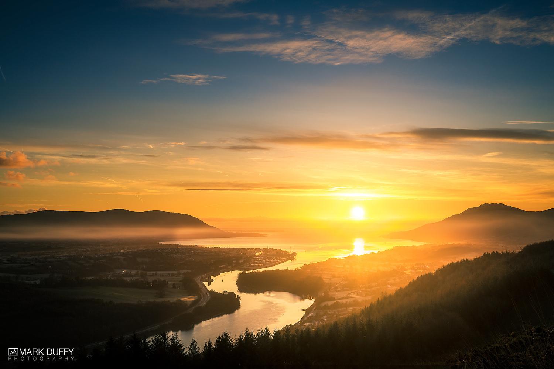 Flagstaff Sunrise by Mark Duffy