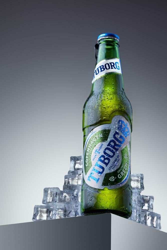 Tuborg Beer by Miguel Santos Novoa