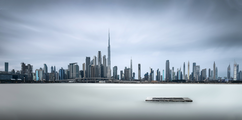 Panoramic City by Saajan Manuvel