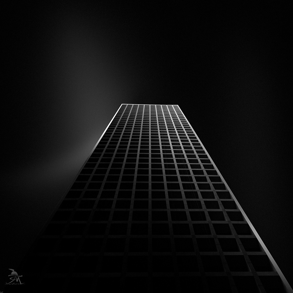 Black and Light by Saajan Manuvel