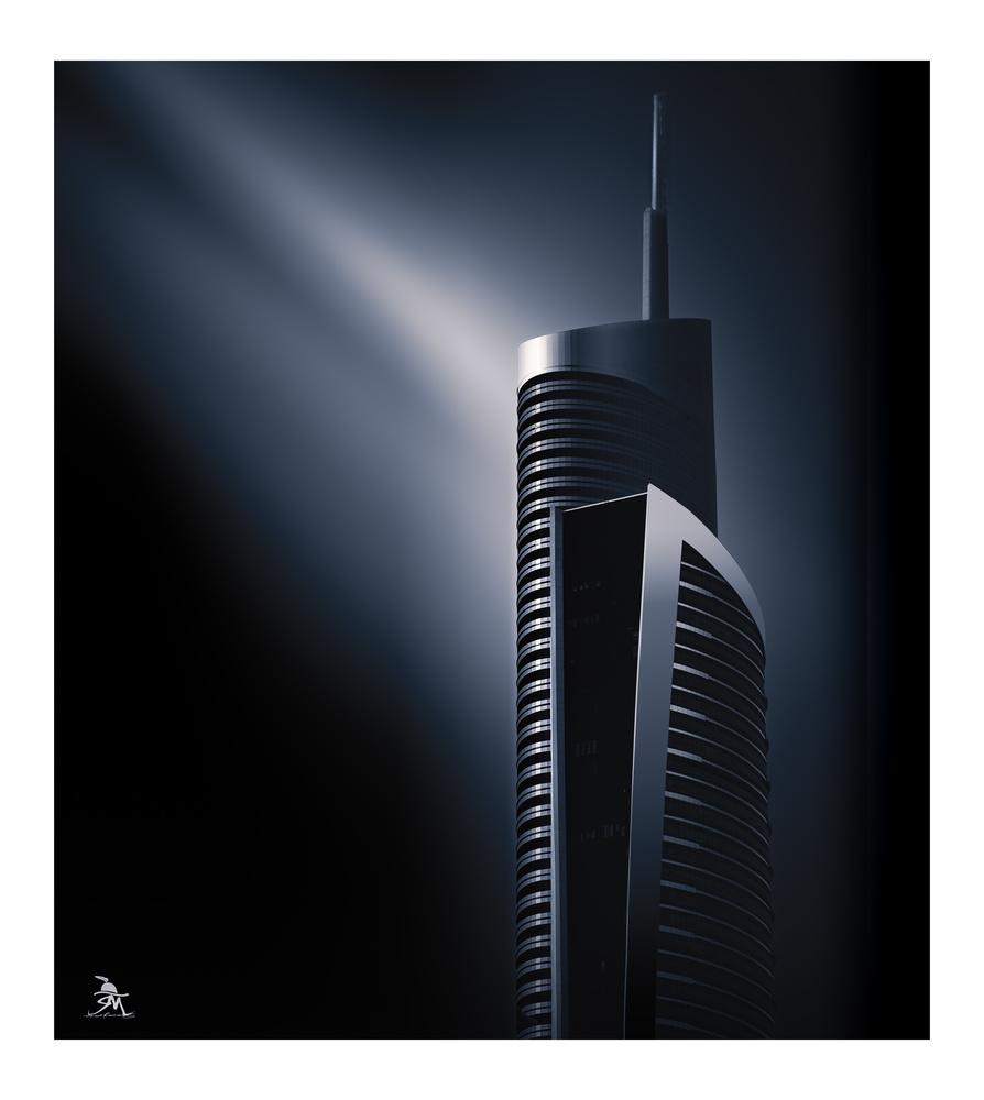 DMCC Tower  by Saajan Manuvel