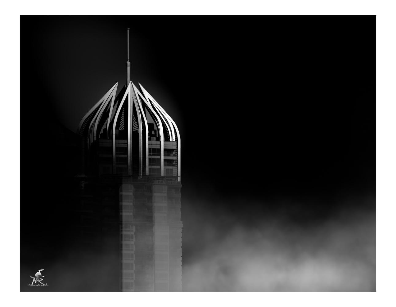 Dubai Marina by Saajan Manuvel
