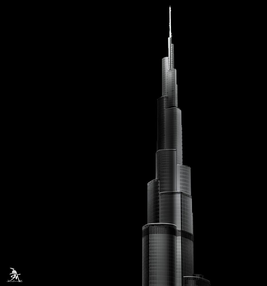 Burj Khalifa by Saajan Manuvel