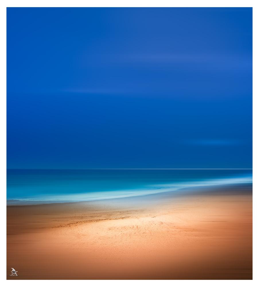 Shore and Horizon by Saajan Manuvel