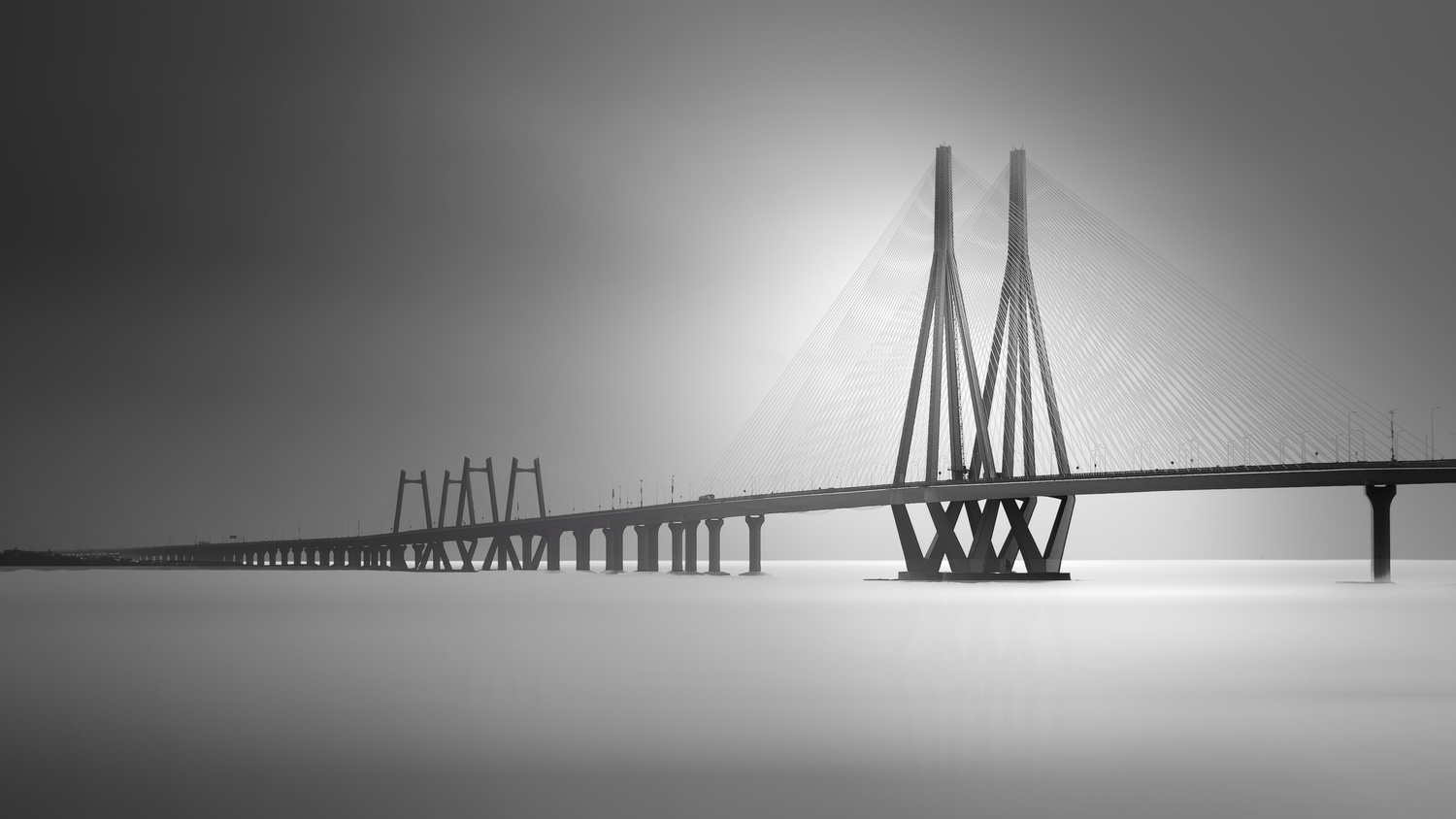 Sea Link by Saajan Manuvel