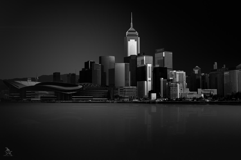 Dark City by Saajan Manuvel