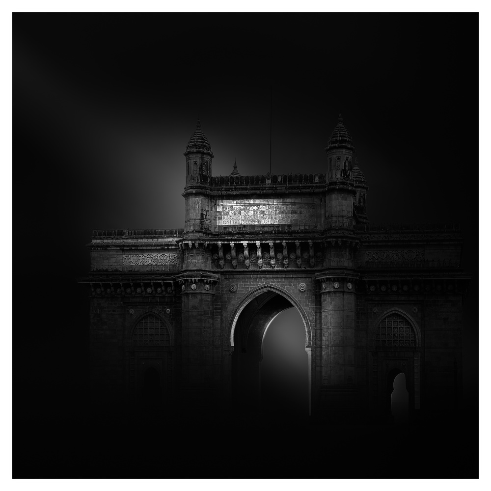 Gateway of India by Saajan Manuvel