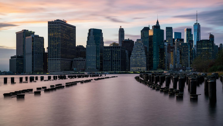 Brooklyn Bridge Park by Fred Jaquez
