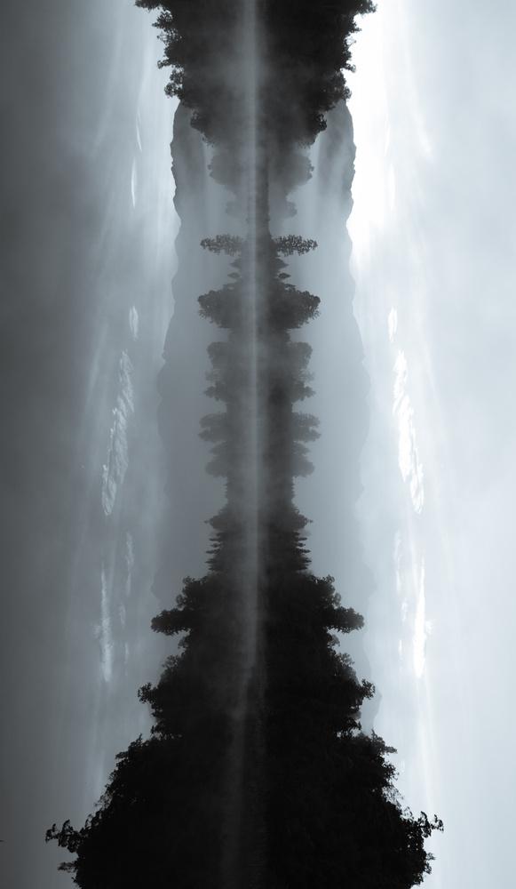 Water Reflection by Max Knechten