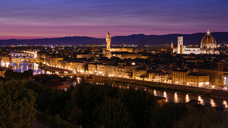 Firenze by Rick Pappas