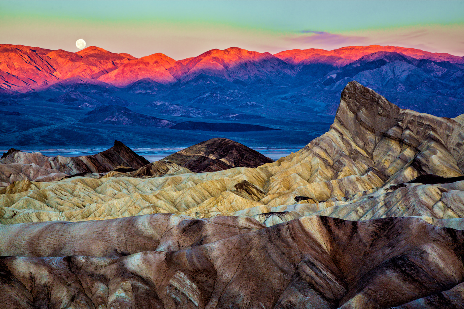 Death Valley by Rick Pappas