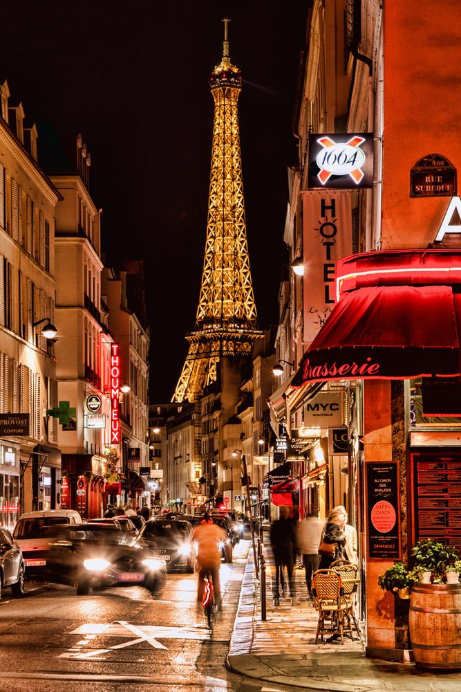 L' Eiffel by Rick Pappas